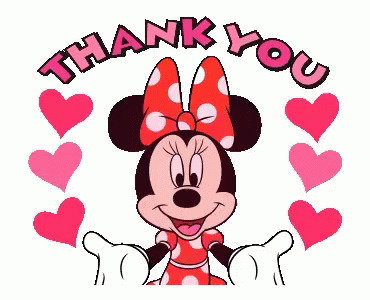 Disney Greeting free GIF download