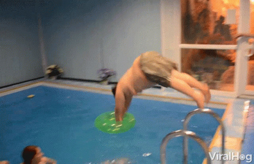 Dive Jump free GIF download