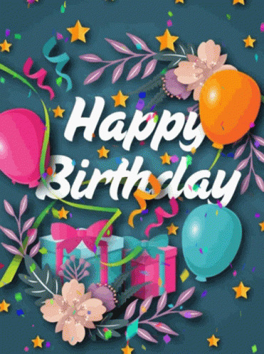 Happy Birthday To You My Dear Daughter Hbd free GIF download