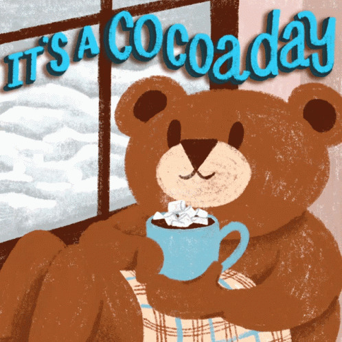 Cocoa Day Its Cocoa Day free GIF download